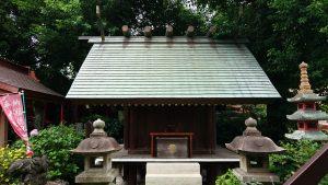 大島稲荷神社 佐竹神社