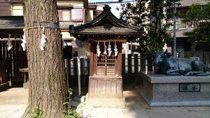 綾瀬北野神社 八幡神社