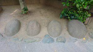 綾瀬北野神社 力石