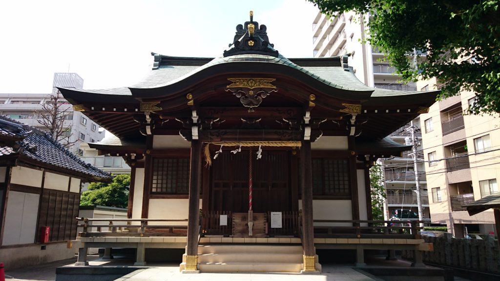 綾瀬北野神社(綾瀬天神)